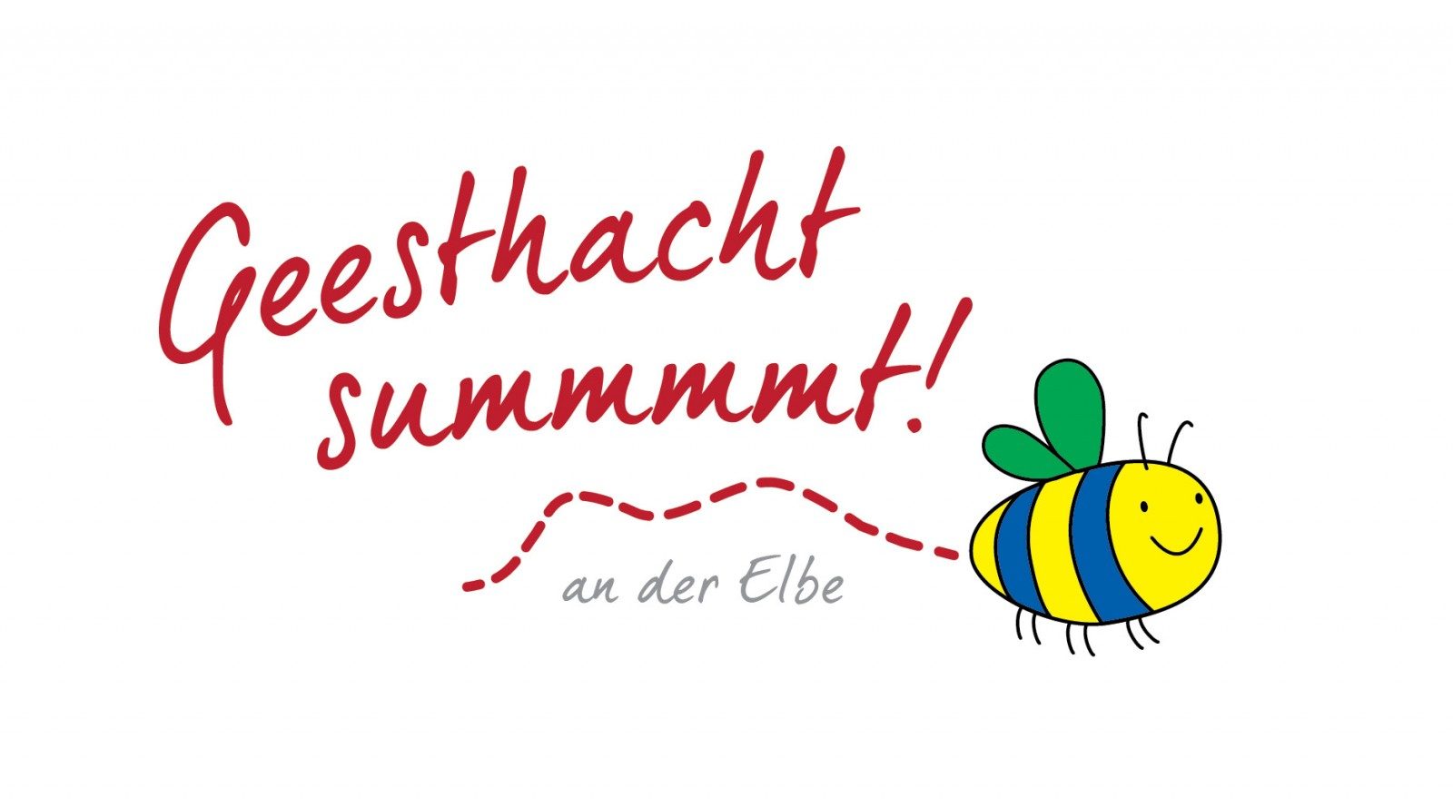 "Banner ""Geesthacht summt!"""